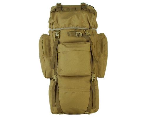 65L Combat Rucksack Camping Backpack (WS20099)