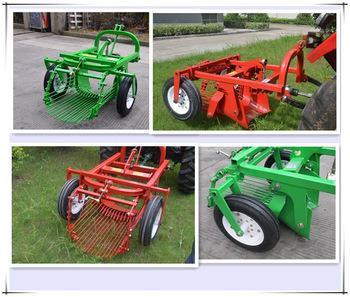 Ce Tractor Mouted Mini Combine Potato Harvester
