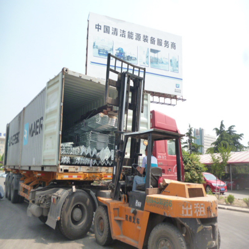 220kv Transmission Line Angular Steel Tower