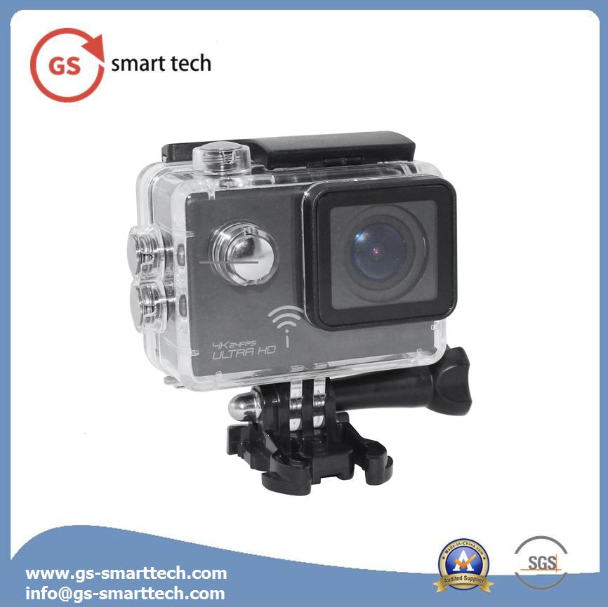High Performance WiFi Ultra HD 4k Waterproof Aerial Photography Sport DV