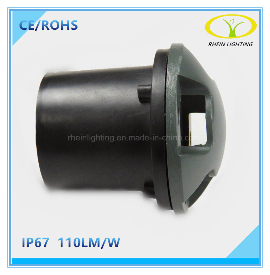 IP67 3W LED Underground Garden Light with Ce RoHS Approval
