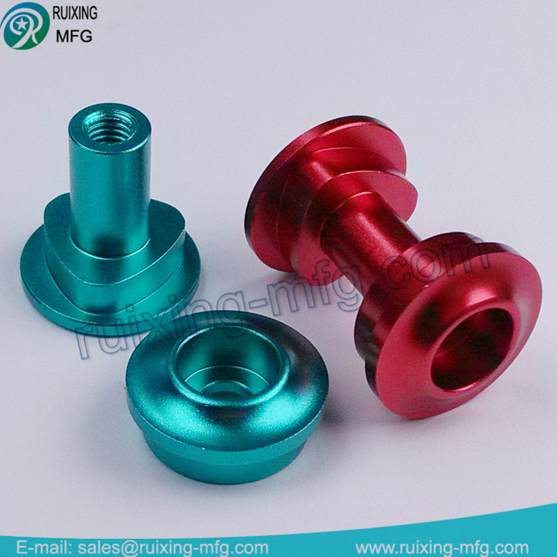 Factory Directly Produce High Quality Anodize CNC Machined Aluminum Parts