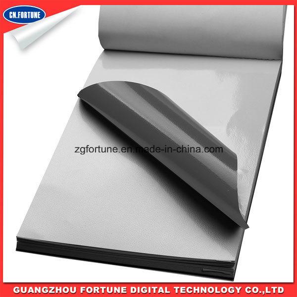 Advertising Bubble Free Grey Glue Self Adhesive PVC Vinyl PVC Sticker Printing