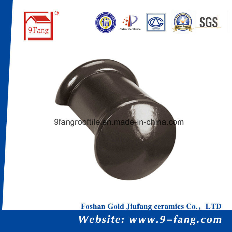 Ceramic Clay Roofing Tile Building Material Spanish Roof Tiles Decoration Tile