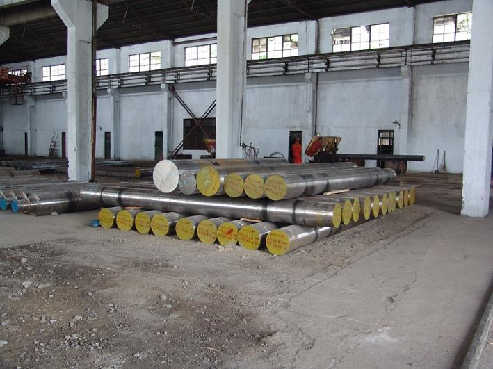 Forged Steel Bar : See larger photo