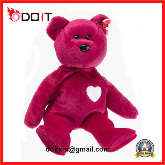 Red Heart Teddy Bear as Engagement Gifts or Wedding Gifts