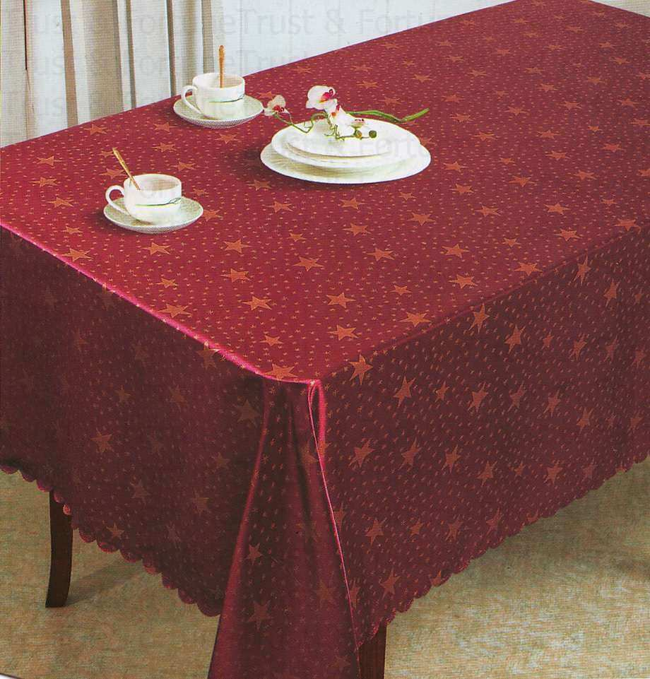 large table cloths hospitality