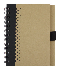Recycled Notebook 125