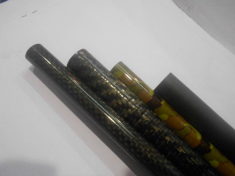 3k Woven Carbon Fiber Tube
