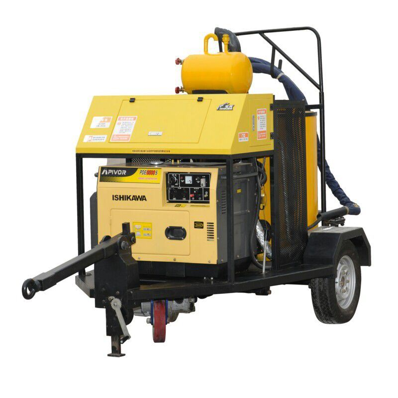 Factory Direct Sell Trail Type Asphalt Road Crack Sealing Machine