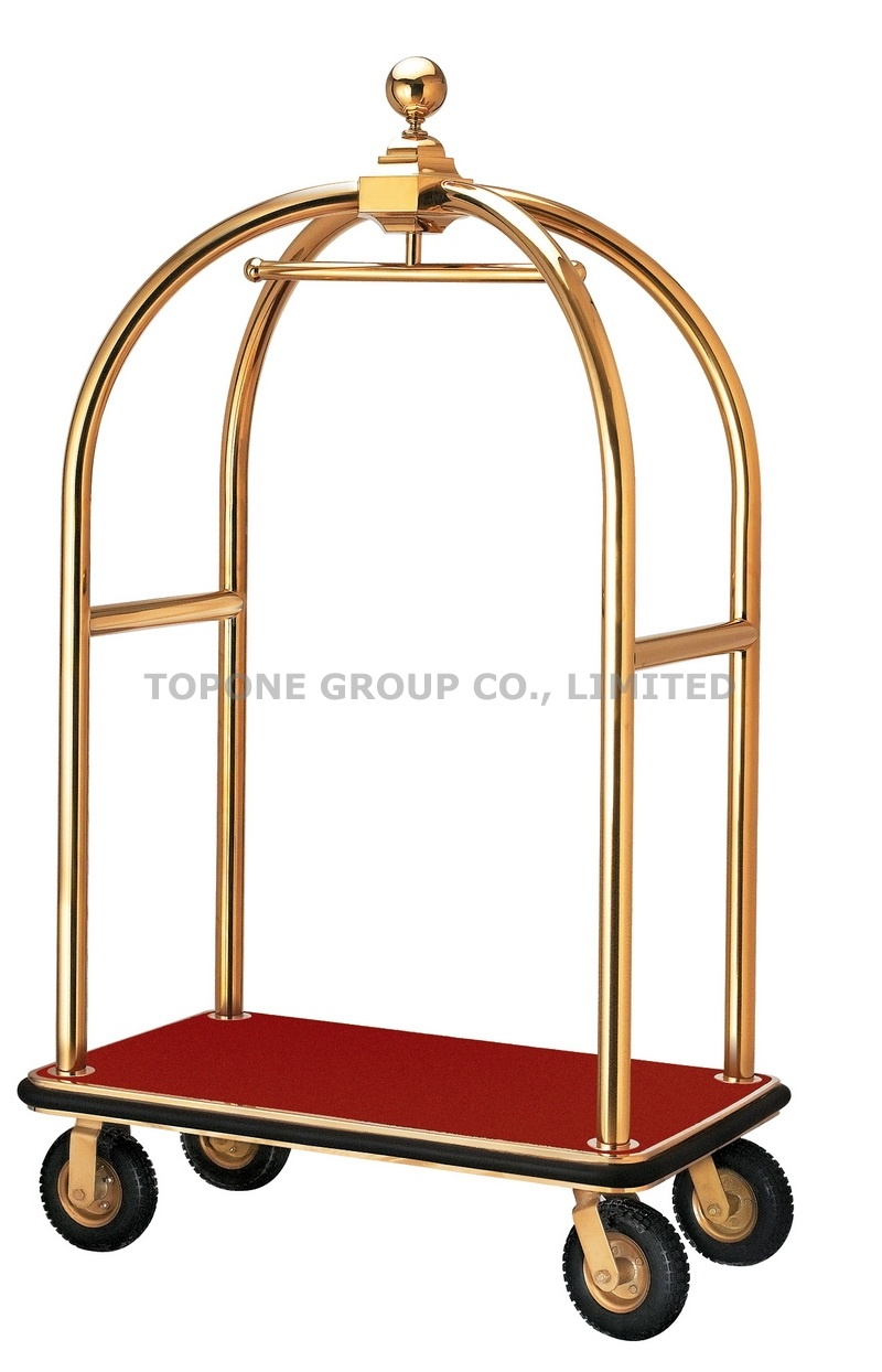 china lugage baggage trolley for hotel lobby china. Black Bedroom Furniture Sets. Home Design Ideas