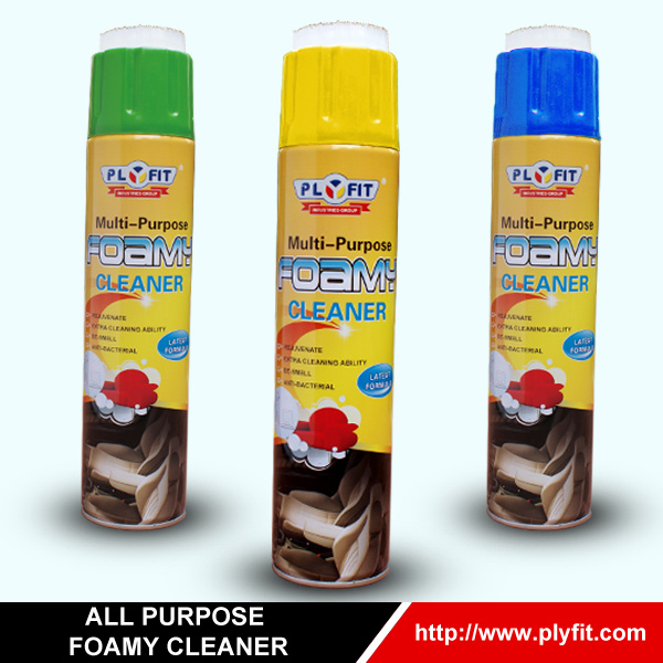 All Purpose Foaming Cleaner Spray Car Care Product