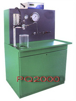 PQ2000 Common Rail Injector Test Bench