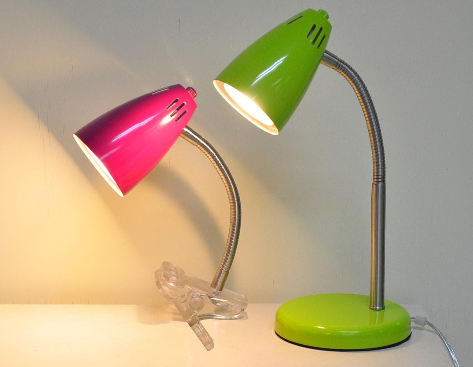 China LED Gooseneck Clip Lamp (SHLED003)
