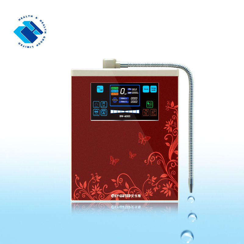 Multifunctional Water Ionizer OEM (CE Certified) (BW-6000)