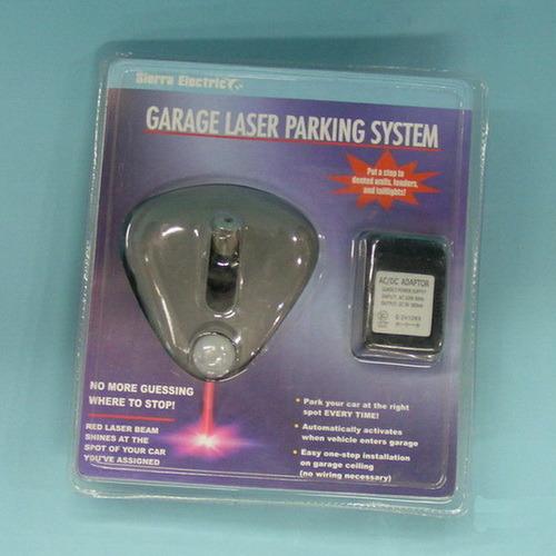 China Garage Laser Parking System N080054 China Car
