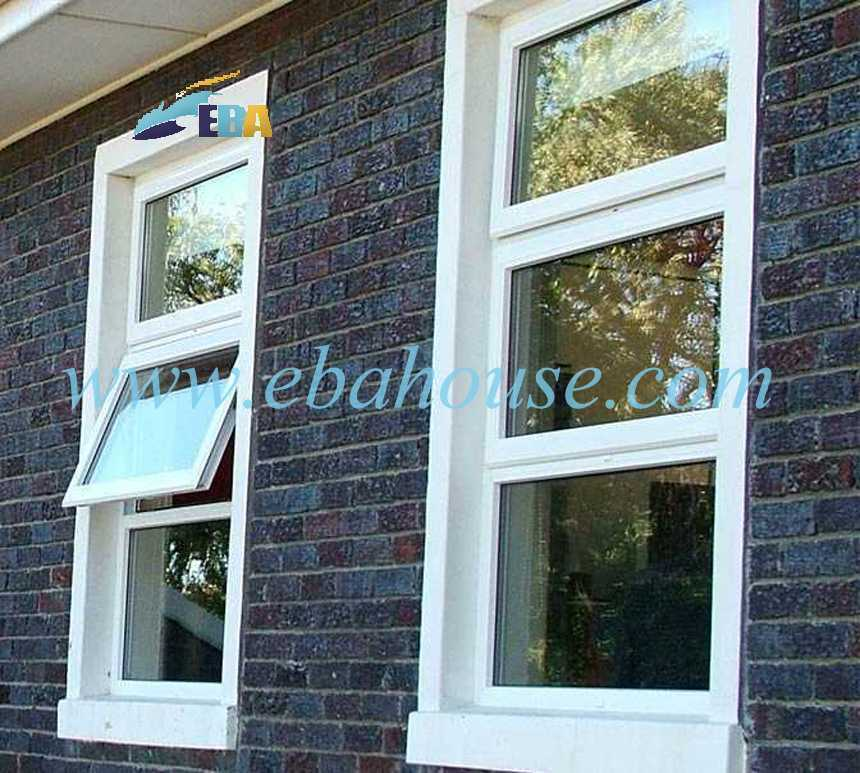 China Aluminum Window : China aluminum top hung window ow