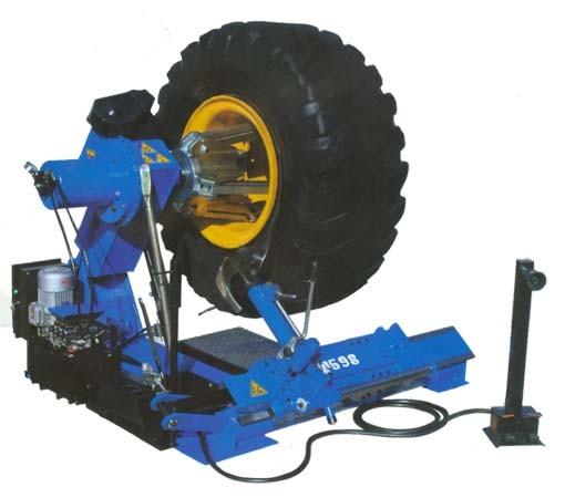 truck tire changing machine