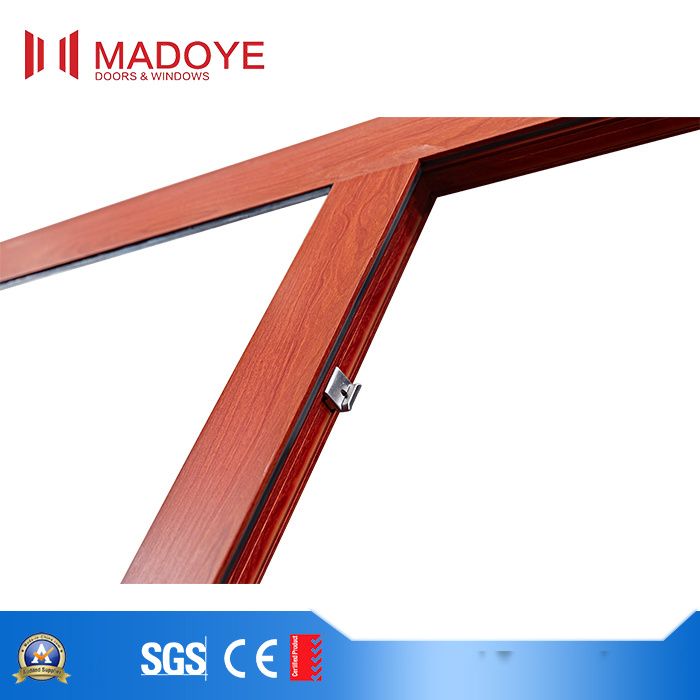 Aluminium Frame Decorative Casement Window