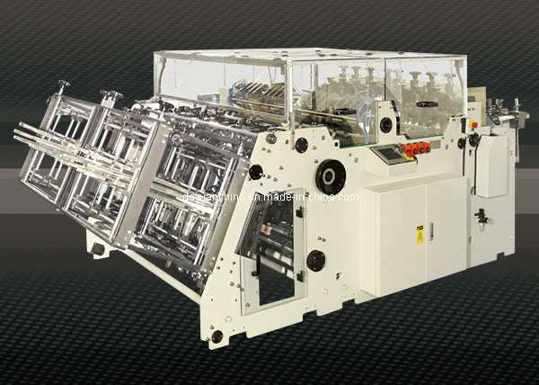 Adopting Servo System to Control The Forming Structure Carton Erecting Machine (L1350/4-A)