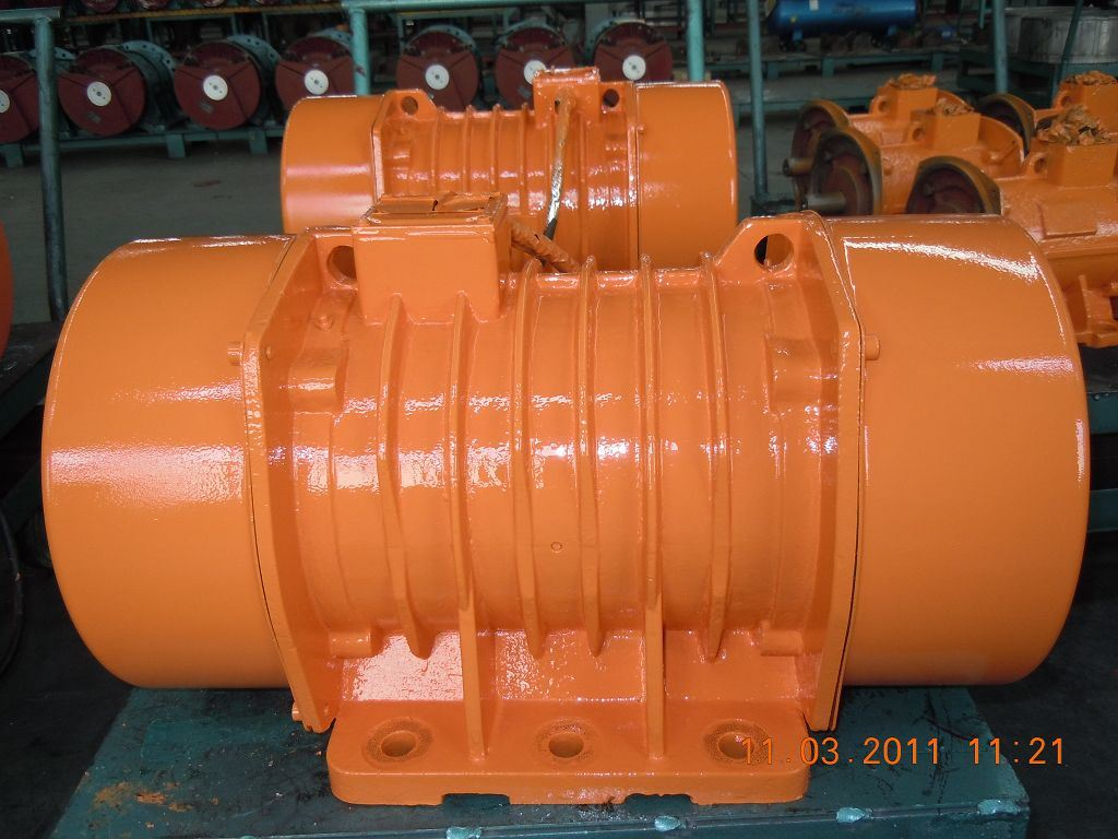 China Electric Vibrator Motor Vb China Vibrator Motor