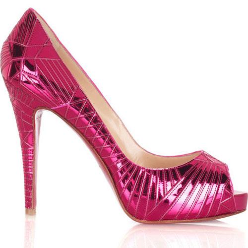 Fashion Women High Heel Shoes (J12