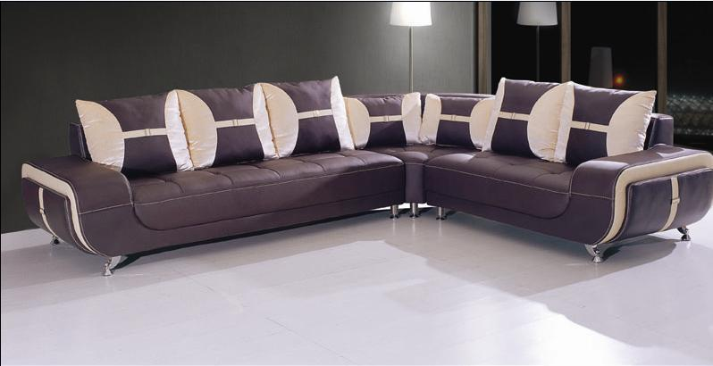 China Cow Leather Sofa 916A China Free Shipping Furniture