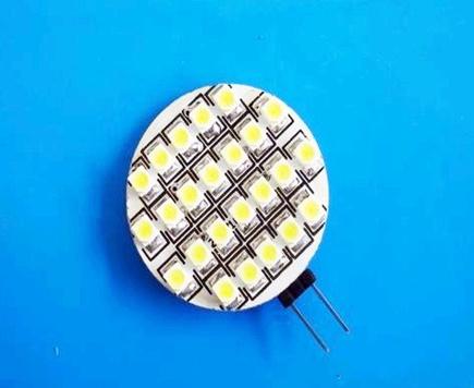 G4 24SMD AC/DC10-30V 1.2W LED Auto Light