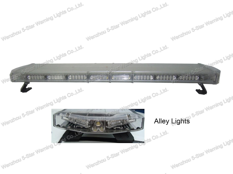R10 New Design Super Bright LED Warning Lightbar for Firefighing, Police Car
