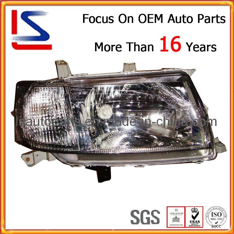 Replacement Parts Car Head Lamp for Toyota Probox ′98