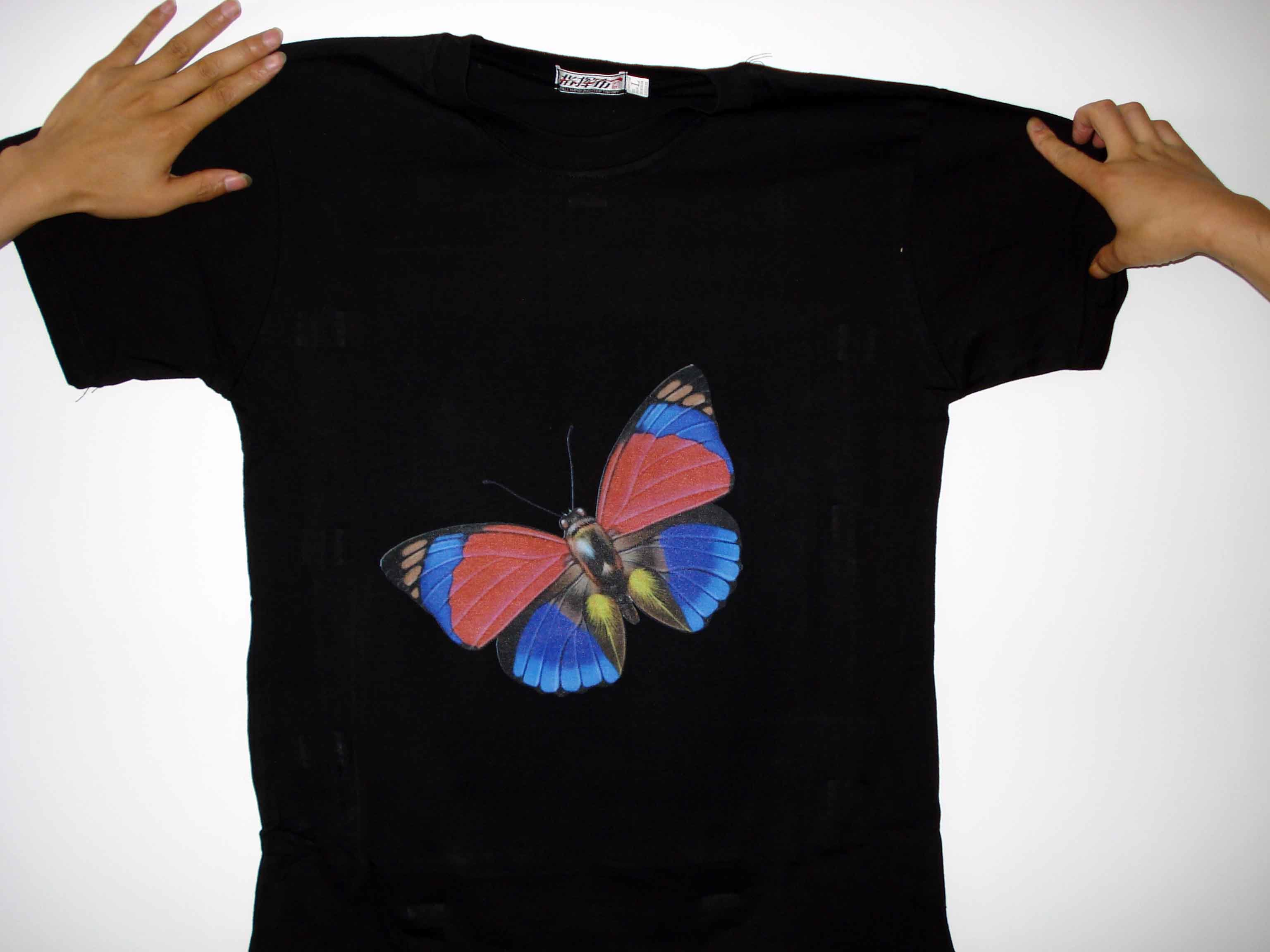 The information is not available right now for Digital printing for t shirts