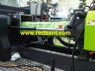 Screw Insulation Jacket for Injection Molding Machine