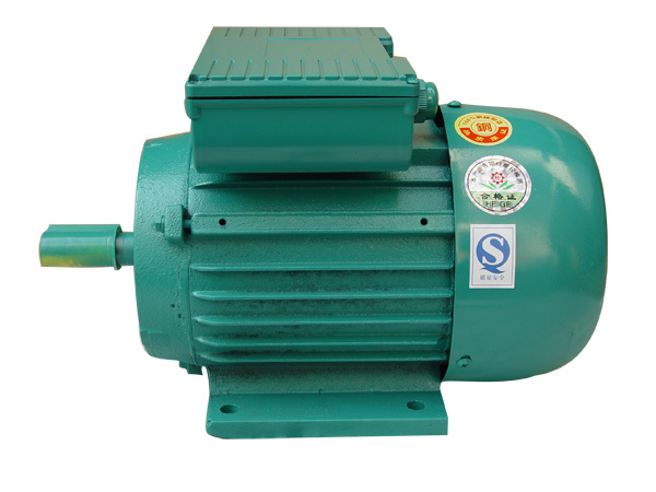 Yl series single phase two value capacitor induction motor for Single phase capacitor start motor