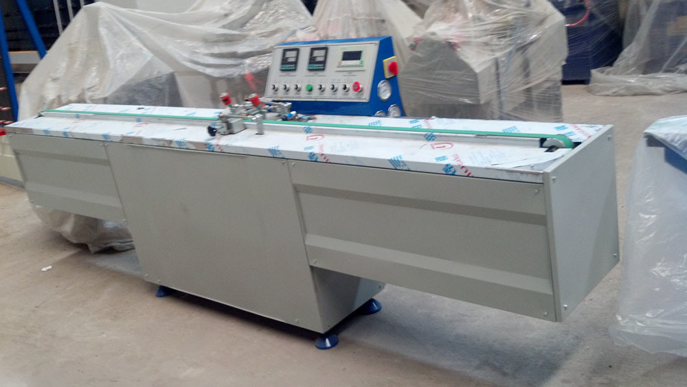 Butyl Sealant Extruder Machine with Touch Screen Hollow Glass Machine