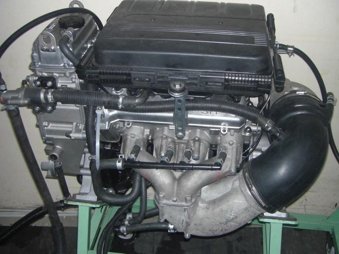 Marine Jet Engine / Inboard Engine