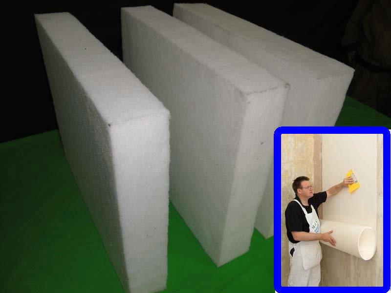 Acoustic Batt Insulation For Walls : China polyester wall insulation batts jmc