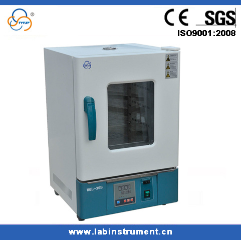 Forced Air Drying Oven with Ce and ISO Wgl Model