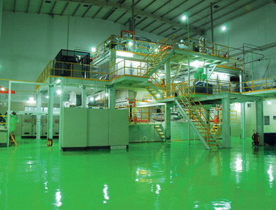 Spunbond Fabric Making Plant