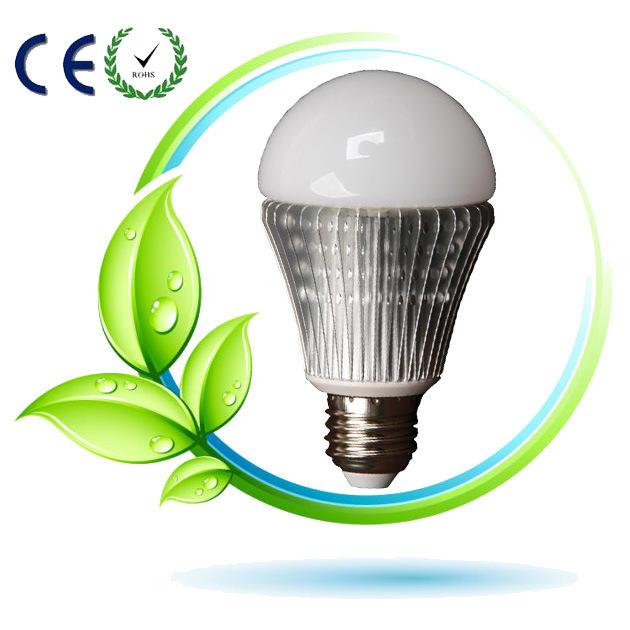 China Cree 8w LED Light Bulb, 500 Lumens, E27 Base  China Led Light Bulb, Le -> Led Lampe Lumen