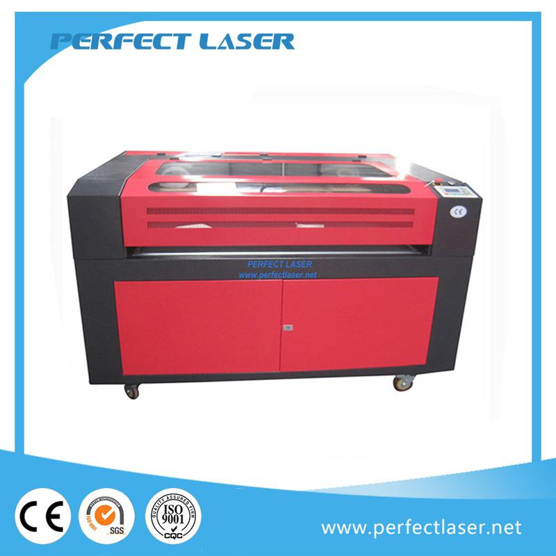 80W 100W 120W Wood Acrylic Leather CO2 Laser Cutting Machine