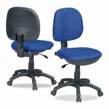 China Office Chairs Large Nylon Base With Twin Wheel
