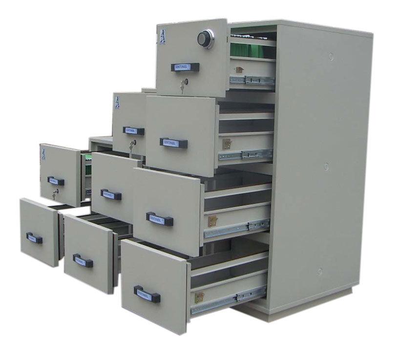 UL Certified Fire-Resistant Filing Cabinet (UL750FRD-II-2001)