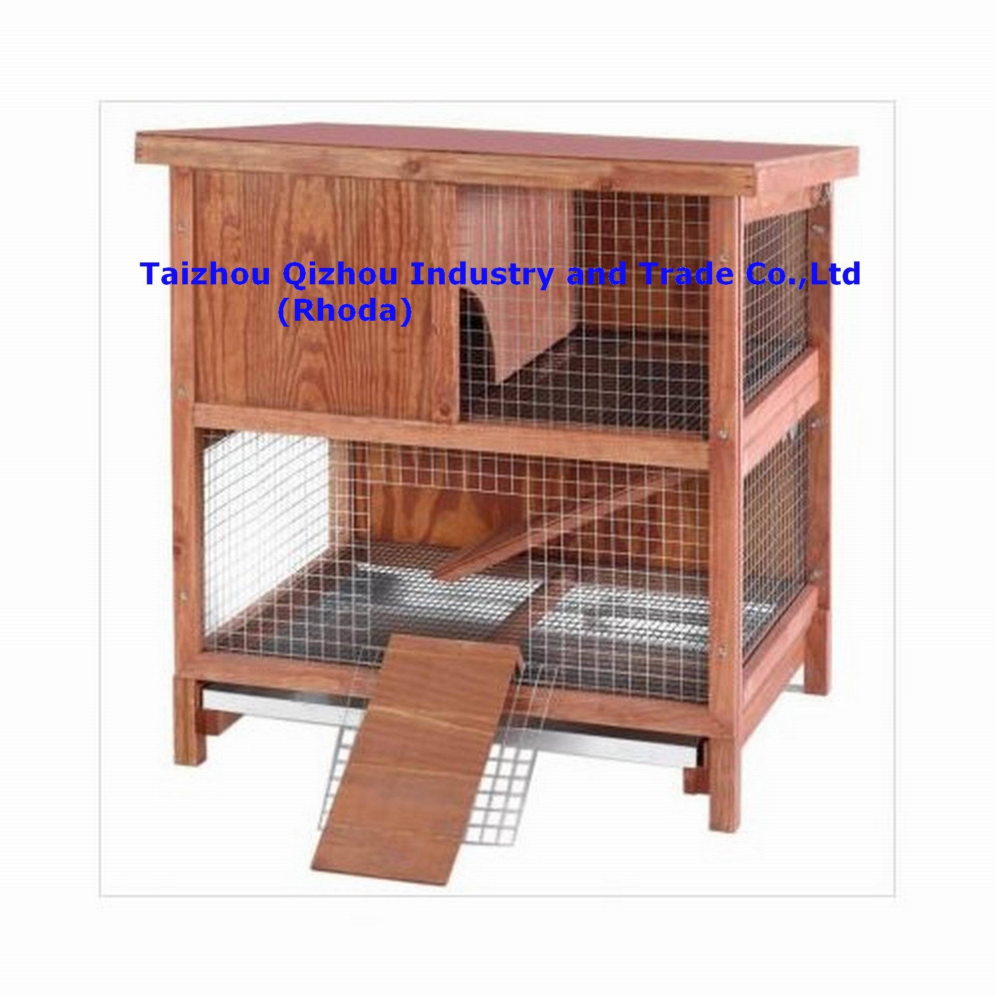 Tobias the ferret for How to make a rabbit hutch from scratch
