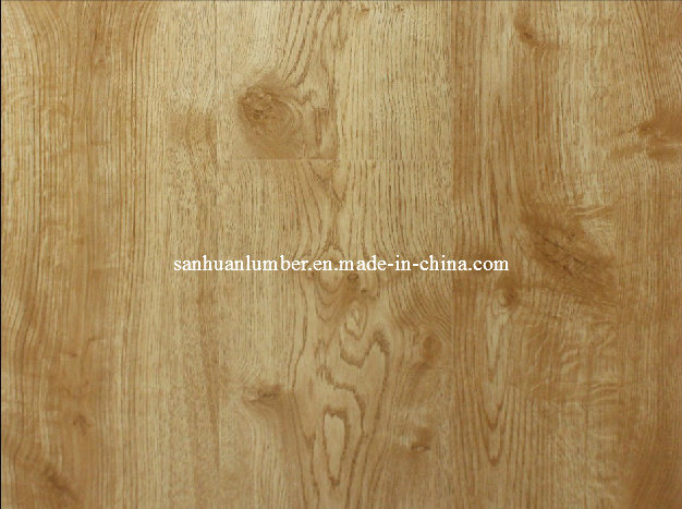 Laminate Wood Flooring with 12mm Thickness