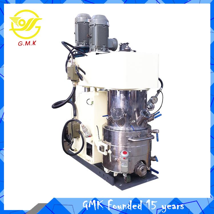 PU Foam Excellent Dlh-600 Gantry Type Double Disperser Planetary Mixer