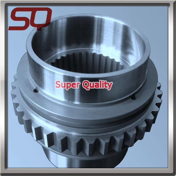 OEM Small CNC Part Aluminium Turning Parts