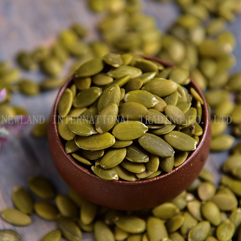 Pumpkin Seeds Kernel From China with Quality AA for Bakery