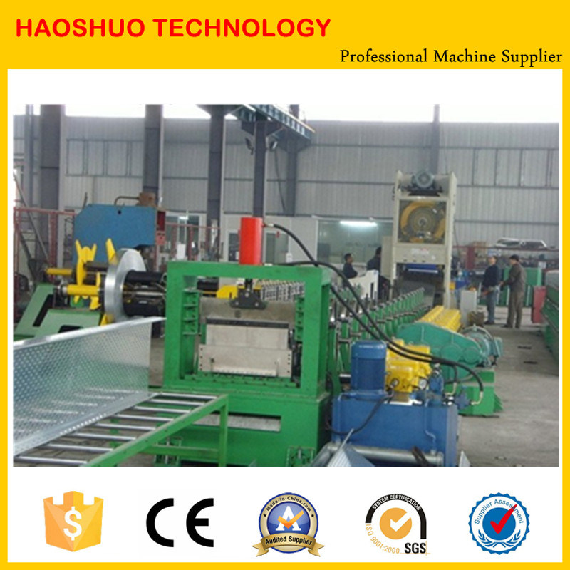 Cable Tray Roll Forming Machine, Manufacturing Making Machine