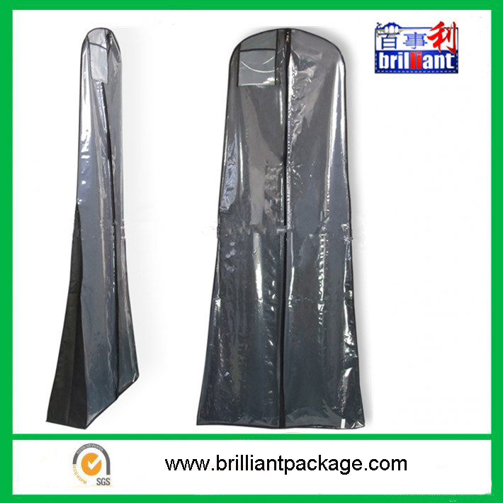 Wholesale Custom Long Cloth Garment Bag Suit Cover /Swallow-Tailed Coat Cover