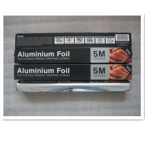 Household Aluminum Foil Paper / Roll for Wholesale